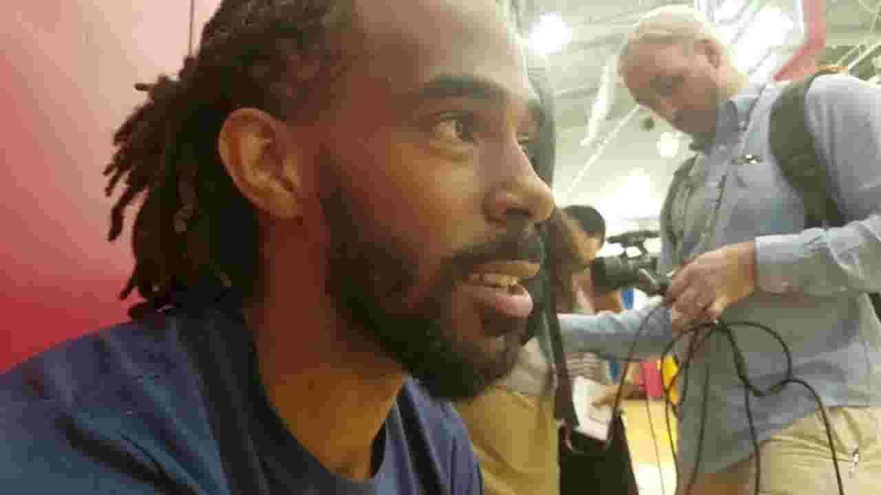 Memphis Grizzlies Mike Conley Expects To Be Ready For Training Camp