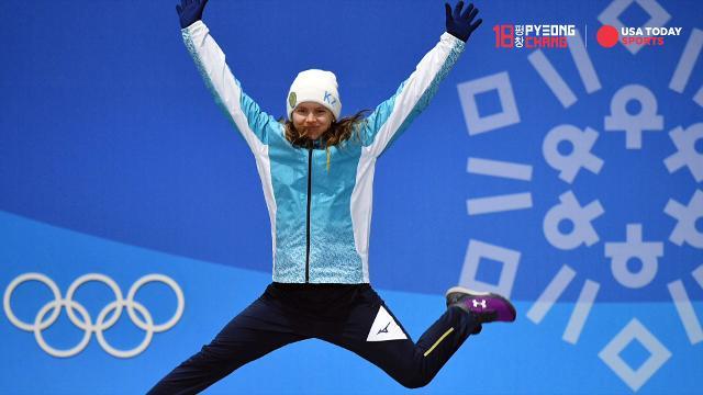 Winter Olympics: Shani Davis refuses to answer questions on flag-bearer tweet