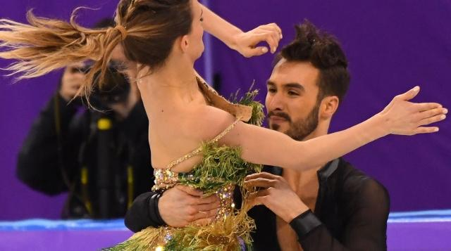 Winter Olympics: Why did broadcaster show replay of exposed breast?