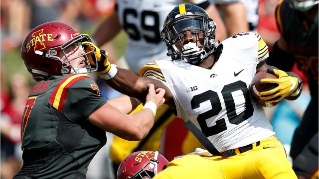 Iowa Recruiting What Are The Hawkeyes Getting In Three Star Rb