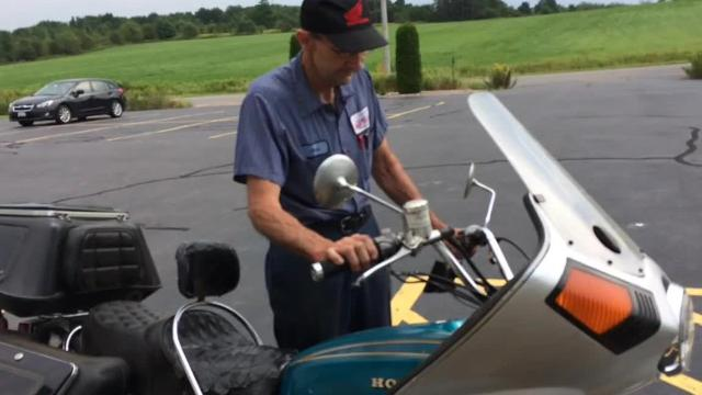 This Honda Gold Wing Has Carried Allan Zarht A Million Miles