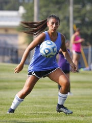 Shore Regional High girls soccer Julia Eichenbaum.
