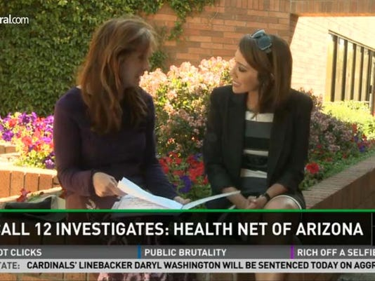 12 news call 12 health net