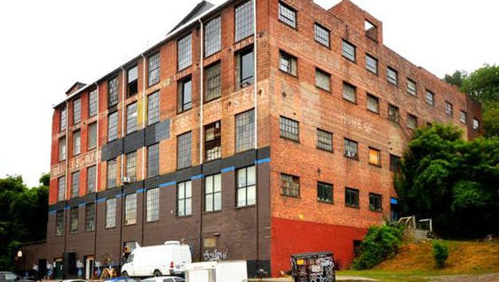 The River Arts District could get a slew of new food businesses if permits go through.