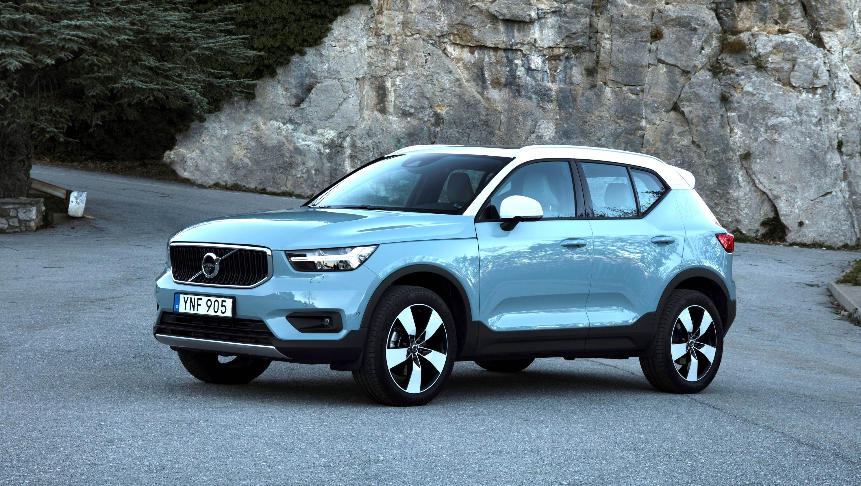 A new SUV every 12 months? Volvo mimics smartphone sales with XC40 SUV