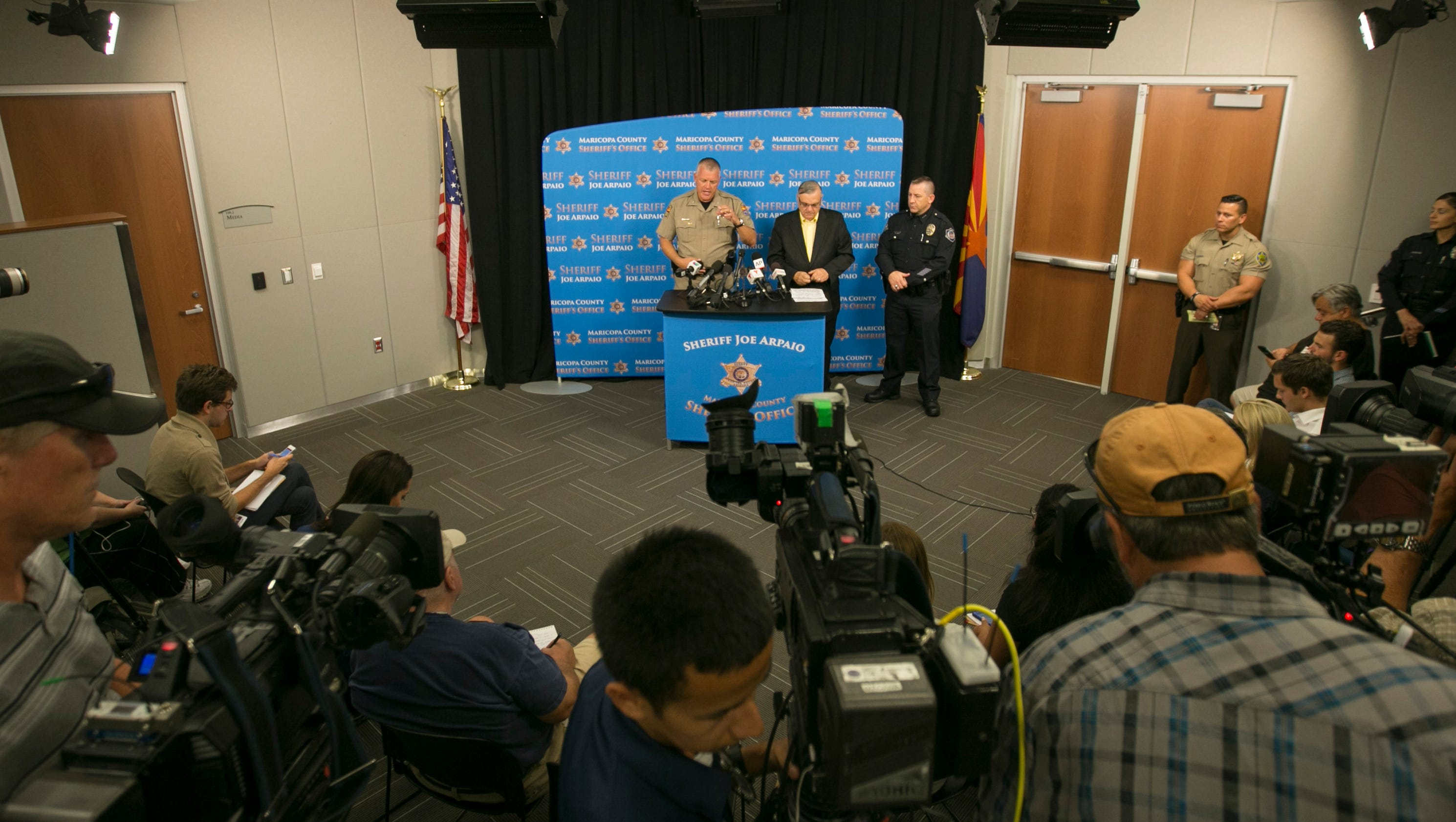 Mcso 39 copycats 39 arrested in phoenix area vehicle shootings for Today s interiors phoenix