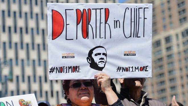 More than 2 million people have been deported during the Obama administration.