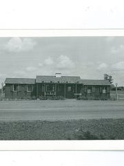 The Dakin Farm Maple Market in its early days on U.S. 7 in Ferrisburgh. This photo was taken in 1960.