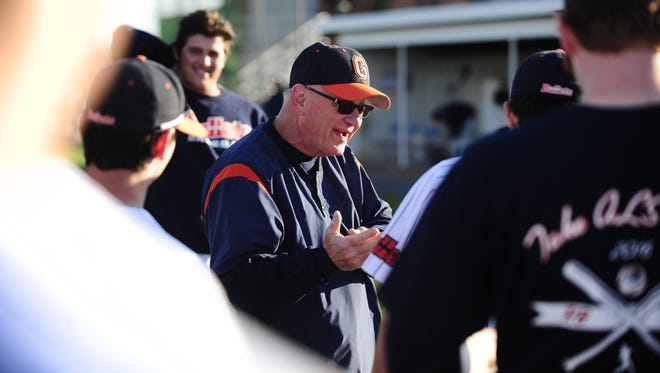 John Campo took over the Gettysburg baseball program in 1987, and has been leading the Bullets ever since.