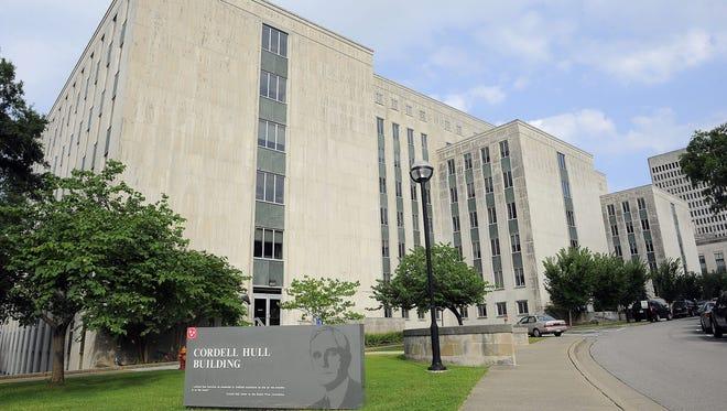 Cordell Hull Building436 6th Avenue NorthNashville, TN 37243Thursday July 11, 2013, in Nashville, Tenn.