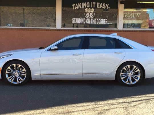 The 2016 Cadillac CT6 in Winslow, AZ