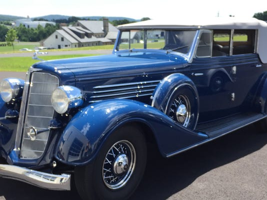 1934 Buick 98 C N.B Center for American Automotive Heritage