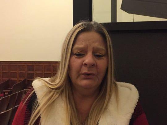Avis Sigmon talks about her granddaughter, Katelynn