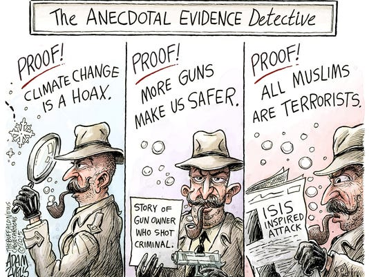 Image result for anecdotal evidence