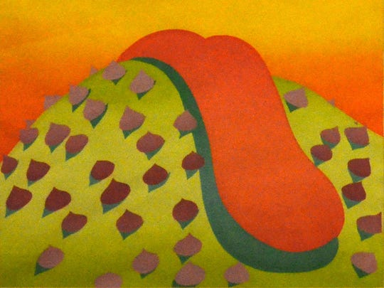 Duncan Stewart, Lips and Chips, 1968, Stewart Family Collection.