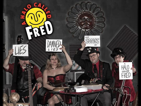 New Brunswick's A Halo Called Fred will celebrate the release of their latest CD on Hillsborough-based Lump N' Loaf Recrods on July 2 at The Court Tavern.