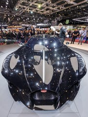 Switzerland Geneva Auto Show