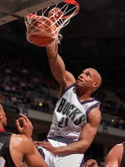 Darvin Ham played for the Bucks from 1999 to 2002.