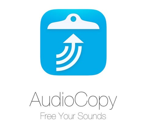 AudioCopy is a great app for recording audio.