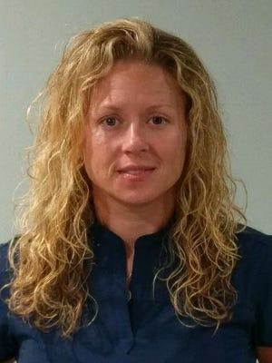 New Belleville coach Beth Ann Garrett played high school soccer at Lyndhurst.