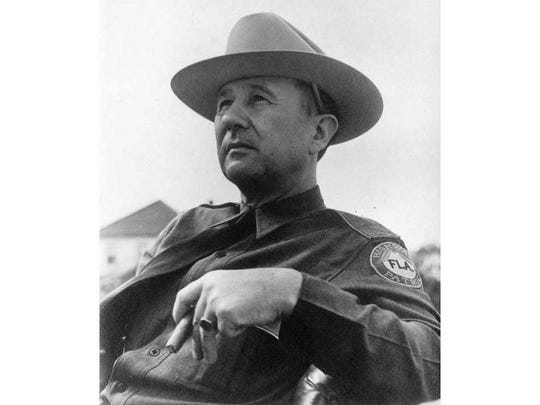 Col. Neil Kirkman fought in both world wars and was the founding director of the Florida Highway Patrol.