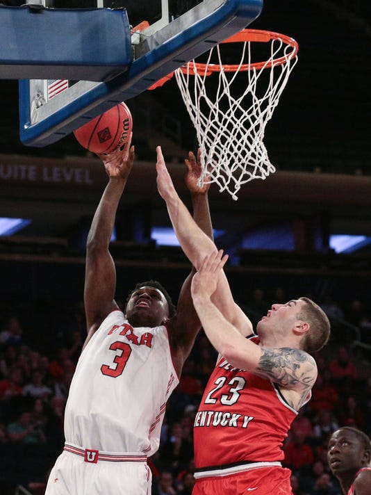 NCAA Basketball: NIT-Utah vs Western Kentucky