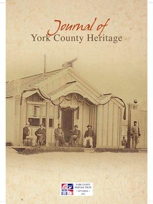 submittedJournal of York County HeritageFor Jim's blog