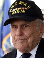 Dr. Joseph E. Torres was an El Paso dentist and a World War II veteran who served as a bombardier and navigator on B-17 aircraft.