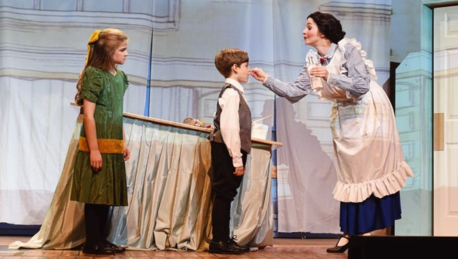 """AT Pro delivers """"Mary Poppins"""" with a spoonful of sugar this week at Franklin Theatre. It runs through Sunday."""