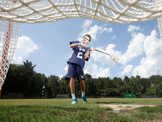 Stephen Chase, Maclay High School - 2015 lacrosse All-Big Bend Player of the Year