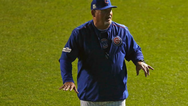 Bosio had been the Cubs pitching coach since 2012.