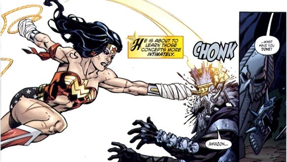 Wonder Woman Vol 3, #31