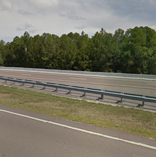 One driver was killed and another hurt when their vehicles collided near the 1900 block of Airport Road Saturday morning, according to JSO.