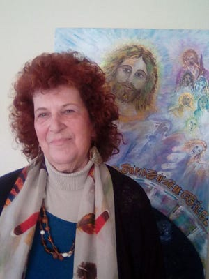 Artist Barbara Besser of Deming is well known in Silver City, where she once managed the Silver Arts Center. Her work is on display in several Silver City venues.