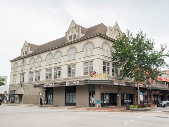 Appleyard: Historic Masonic Lodge in downtown Pensacola