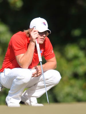 Louisiana Tech junior golfer Victor Lange has changed his mentality this season to a more professional approach.