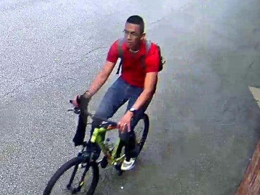 Suspect Bike