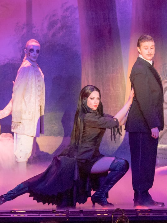 Harrison High School The Addams Family