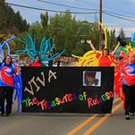 Aspenfest celebrates the gold of fall with a parade and festivities