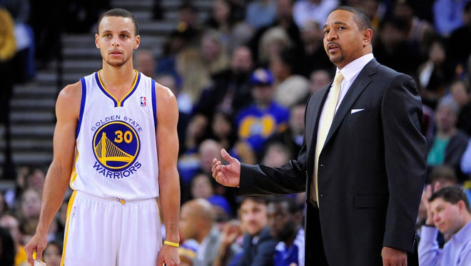 Mark Jackson -- who coached Stephen Curry and the Warriors for three seasons -- said that Curry is 'hurting the game' of basketball.