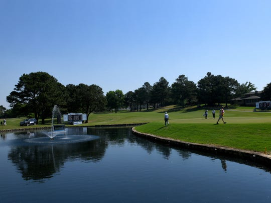 Fox Den Country Club again will play host to the Knoxville Open, which starts Thursday.