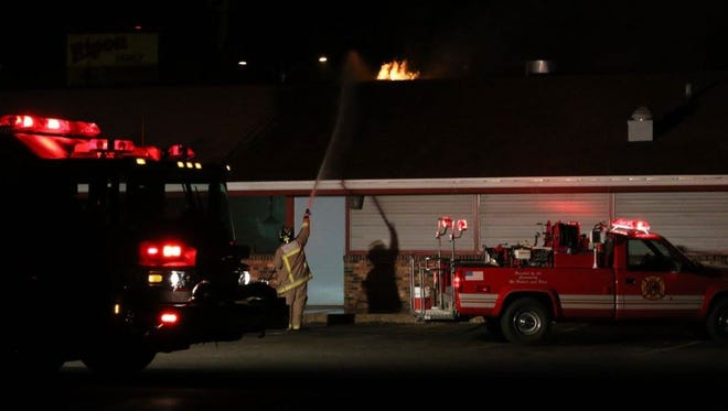 An early morning fire Wednesday caused major damage to the popular Ripon Family Restaurant in Ripon.