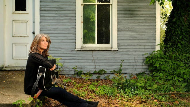 Kathy Mattea will perform Wednesday at the Ark.