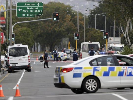 New Zealand Mosque Shooting (2)