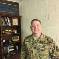Beaumont hospital Troop Command enlisted leader thrilled to be back in El Paso, Fort Bliss