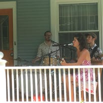 Trumansburg Porchfest is back for a second year