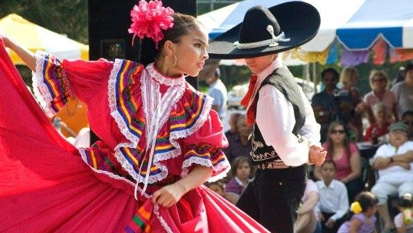 Different Latin American traditions will be on display this weekend at Iowa's Latino Heritage Festival.