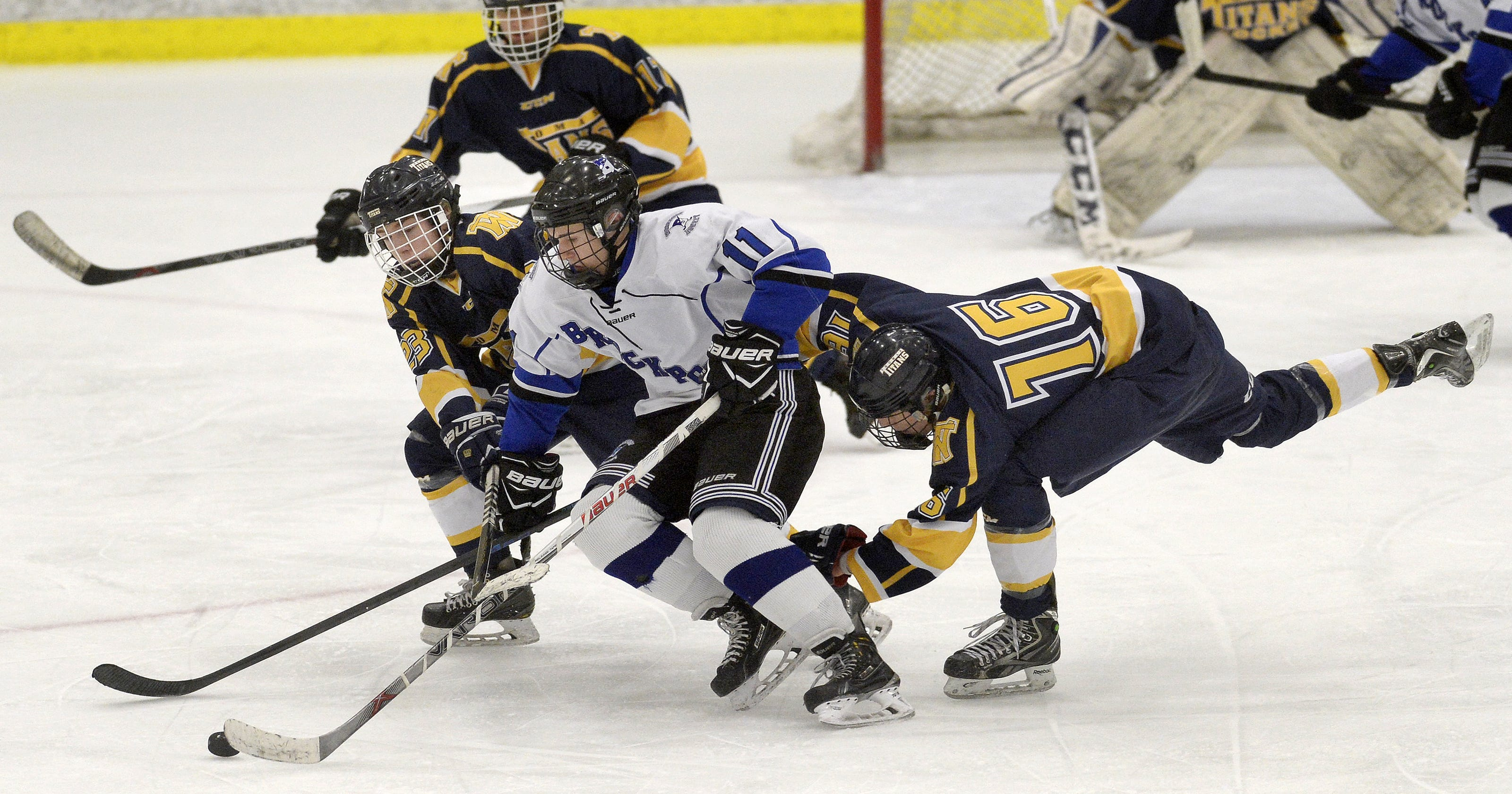 Section V hockey might adopt NYSPHSAA measure to make ...