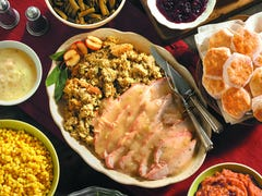 Restaurants open on Thanksgiving Day in Acadiana