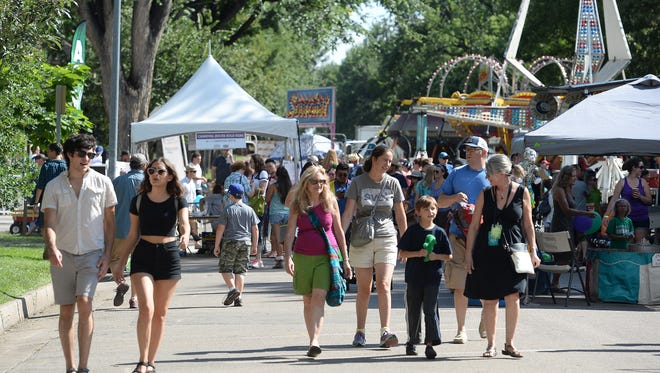 Fort Collins residents give the city high marks as an overall place to live, work and play.